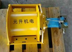3吨液压马达卷扬机