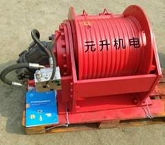 15吨液压卷扬机