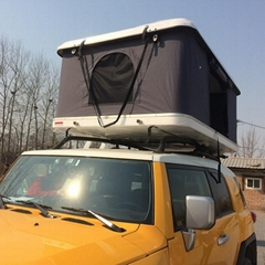 加宽升级版全自动可折叠硬顶车顶帐篷