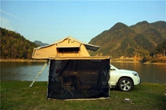 playdo car roof tent for camping