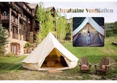 Mongolian Yurt bell tent for camping