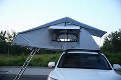 短款車頂帳篷
