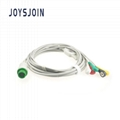 Biolight A series 5 lead ECG cable