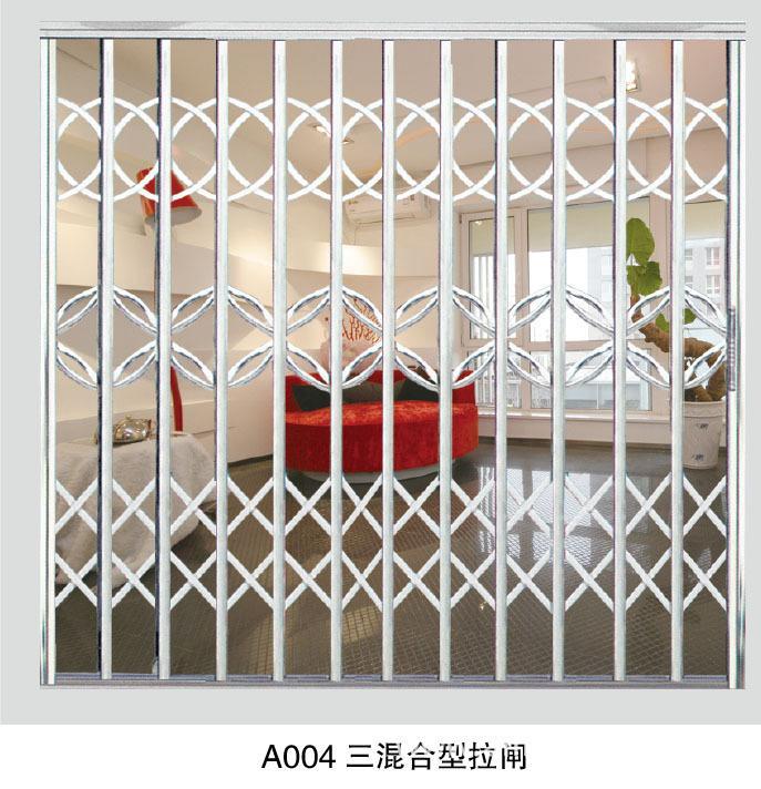 家居不鏽鋼白金拉閘 3
