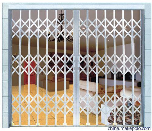 家居不鏽鋼白金拉閘 4