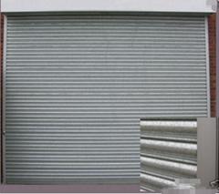 不鏽鋼防  動捲簾門