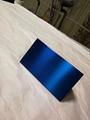 不鏽鋼拉絲寶石藍制品 4
