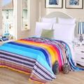 Coral Fleece blanket home Beautiful blanket warm winter sofa travel blankets 1