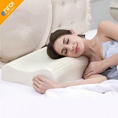 Enrol Natural Latex Pillow Memory Orthopedic Massage Pillow Core For Neck Body F