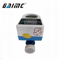LXSZ waterproof contactless IC card prepaid smart water meter