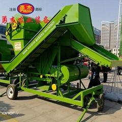 高效干濕兩用花生摘果機 高效環保多功能花生摘果機