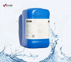 Batericidal algaecide for cooling water
