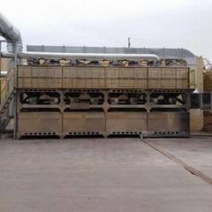RCO催化燃烧有机废气处理环保设备