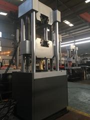 WA-1000D Servo control Hydraulic Universal Testing Machine