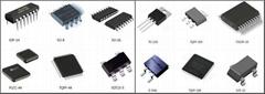 外置电阻可调电流线性LED驱动电路 电压检测