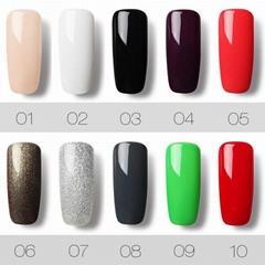 58 Colors Barbie Soak-off UV Nail Gel Polish Long Lasting Nail Art Manicure 7ML