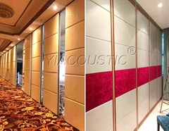 Save Space Sound Insulation Room Divider Movable Partition Wall