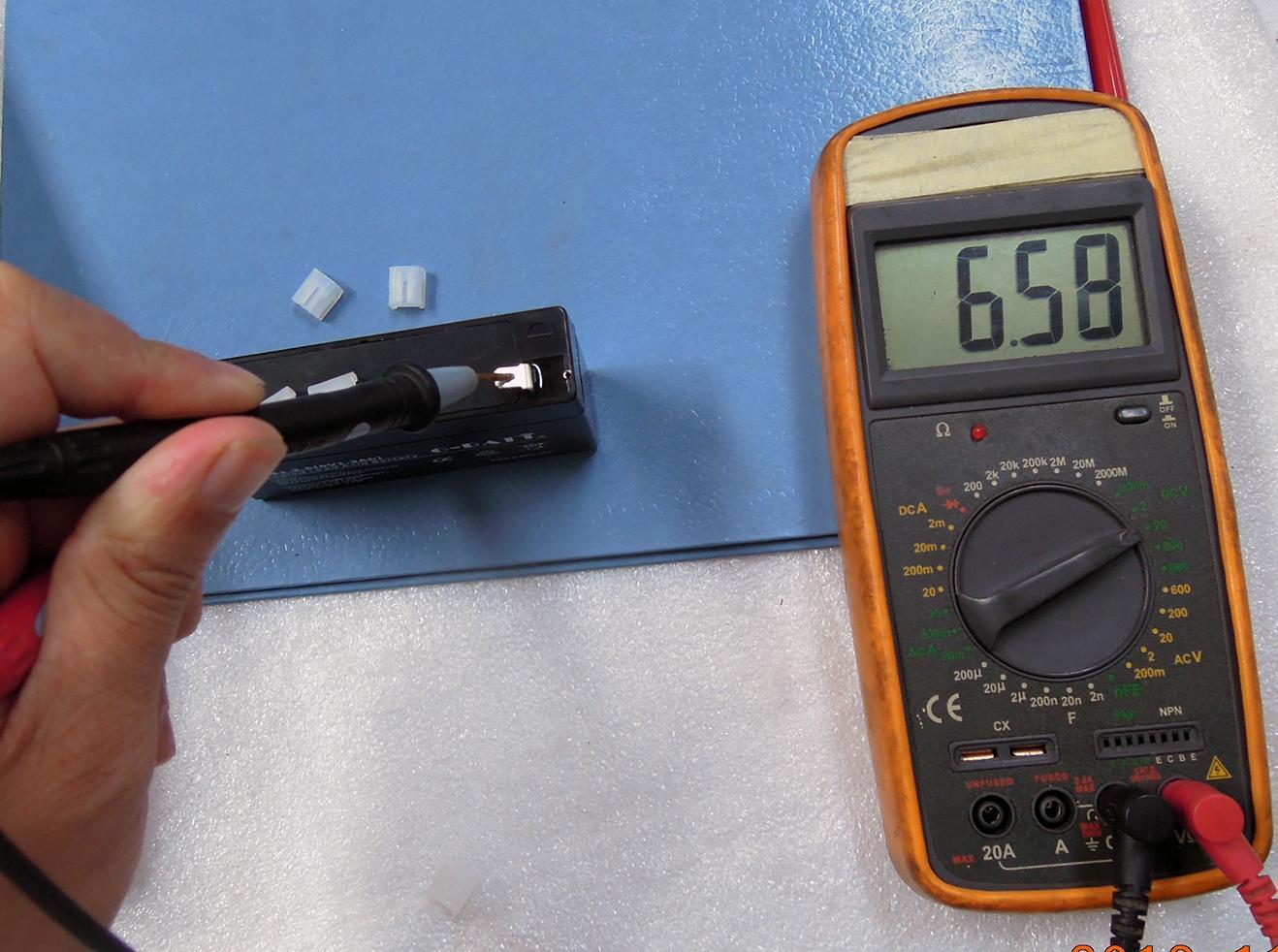 6V1.3AH免維護鉛酸電池,電子秤考勤機充電電池 2