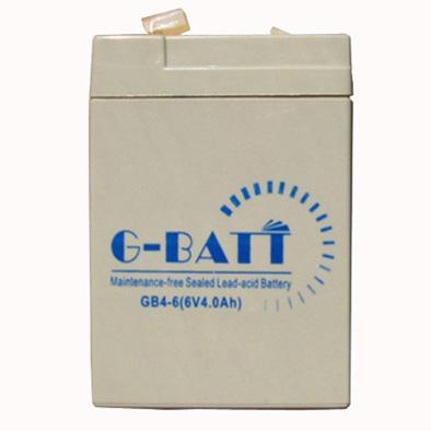 電子秤電池6V4AH蓄電池電瓶童車通用電池6V4Ah/20HR 1