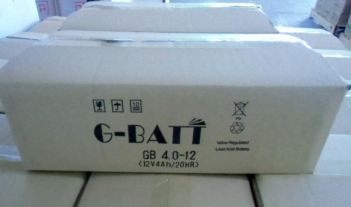 12V4AH蓄電池 3