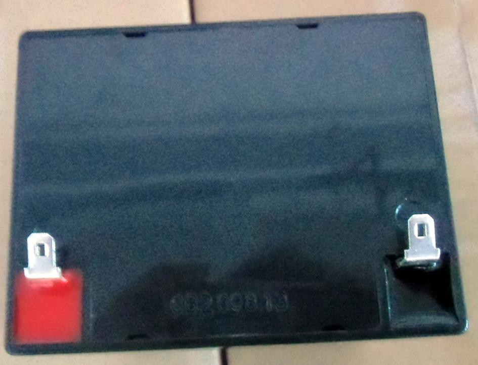 12V4AH蓄電池 5