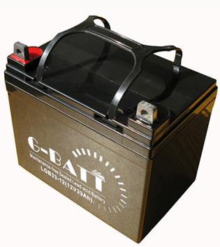 12V33AH蓄電池 3