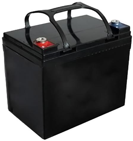 12V33AH蓄電池 2