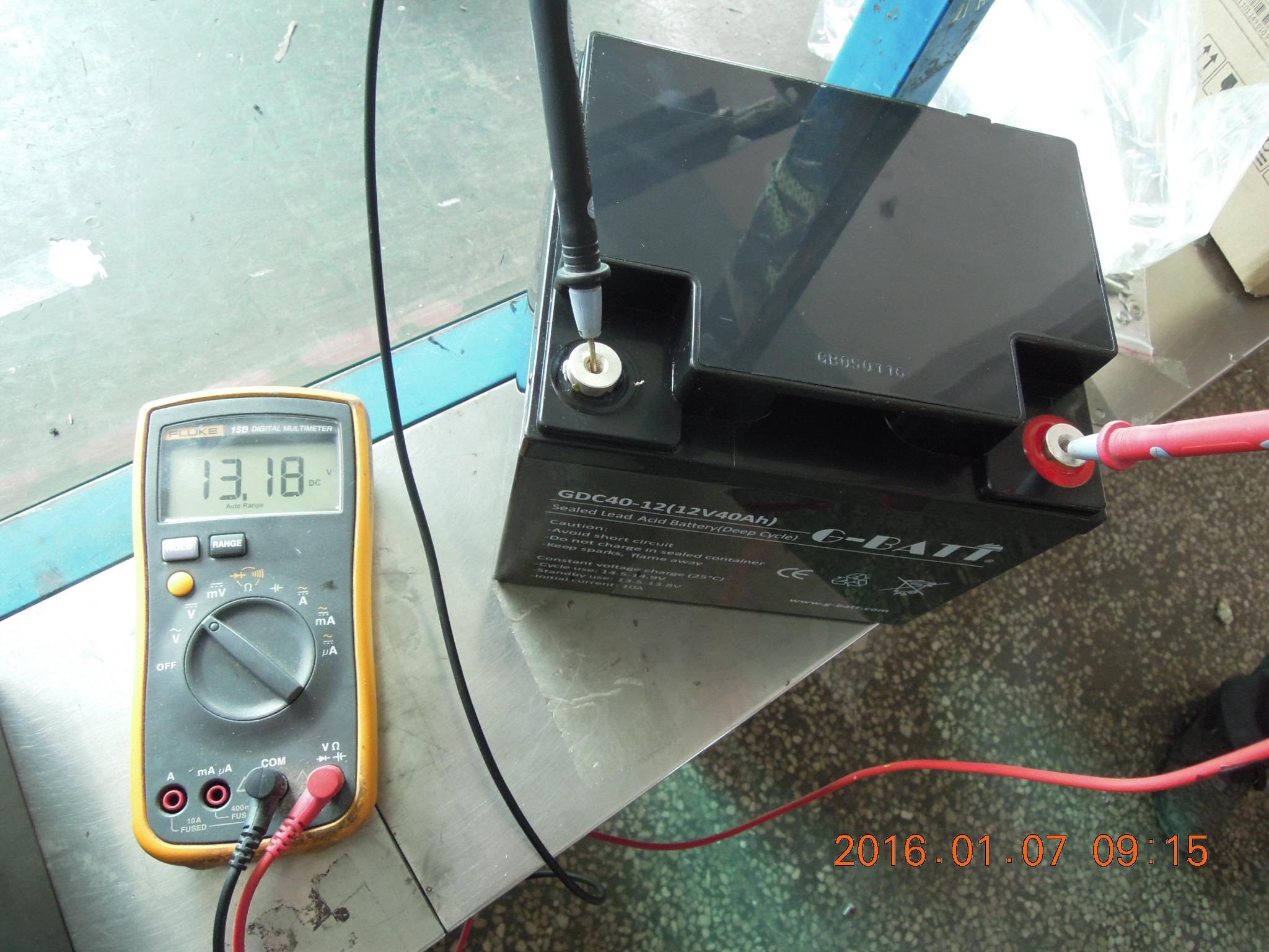 12V40AH電池 2