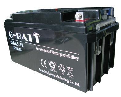 批量供應鉛酸蓄電池12V65AH 1