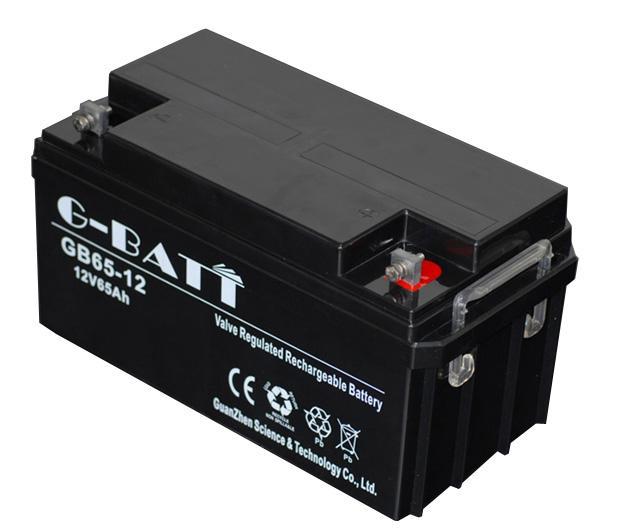 批量供應鉛酸蓄電池12V65AH 2