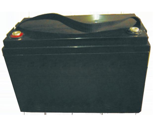 閥控式鉛酸蓄電池12V90AH 4