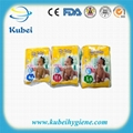 Cheap diapers factory price high absorption disposable baby diapers
