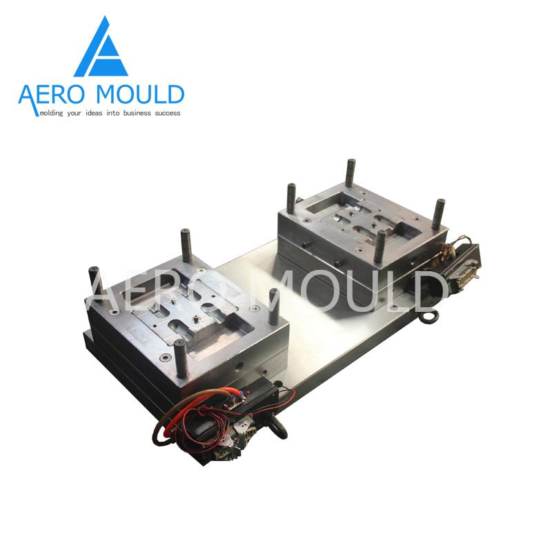 High Quality Plastic PPR Pipe Fittings Injection Mould 5