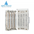 PET plastic preform mould