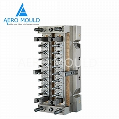 Plastic Injection 16 Cavity PET Bottle Preform Mold