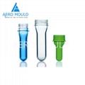 Plastic Injection 16 Cavity PET Bottle Preform Mold 5