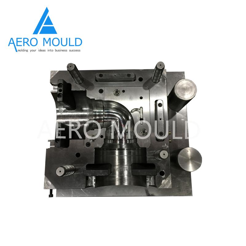 Plastic pipe fitting Mould 5