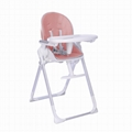 high quality child dining chair portable high baby chair