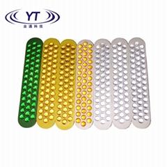 杭州業通43珠玻璃珠反光片