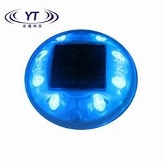 杭州业通圆形太阳能大道钉