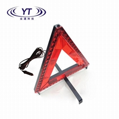 Emergency ABS Warning Triangle Reflector Traffic Sign