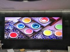 p1.923LED顯示屏室內全全彩定做