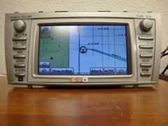 2010-2011 Toyota Camry OEM GPS NAVIGATION SYSTEM + GPS ANTENNA & DVD MAP! RARE !