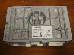 2010-2012 Lexus RX350 RX450 HD DRIVE NAVIGATION COMPUTER 86431-0E020 86431-0E014