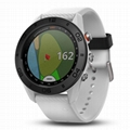 Garmin Approach S60 GPS Golf Watch White