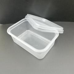PP PS冰激淋甜品塑料盒