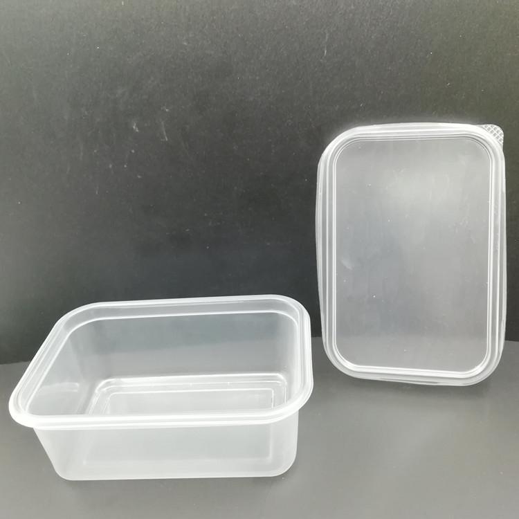 PP PS冰激淋甜品塑料盒 4