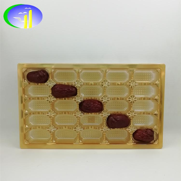新款16个椰枣吸塑托盘吸塑包装 2