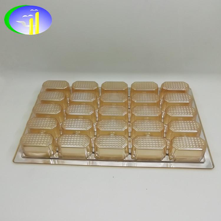 新款16个椰枣吸塑托盘吸塑包装 4