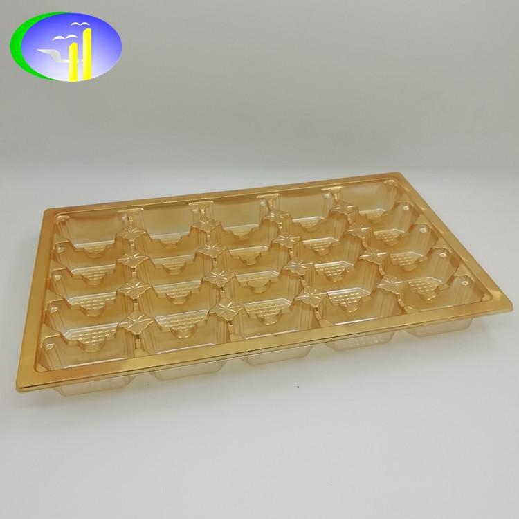 新款16个椰枣吸塑托盘吸塑包装 5
